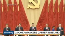 BCG's Zhang Sees Reform Implementation at China's NPC