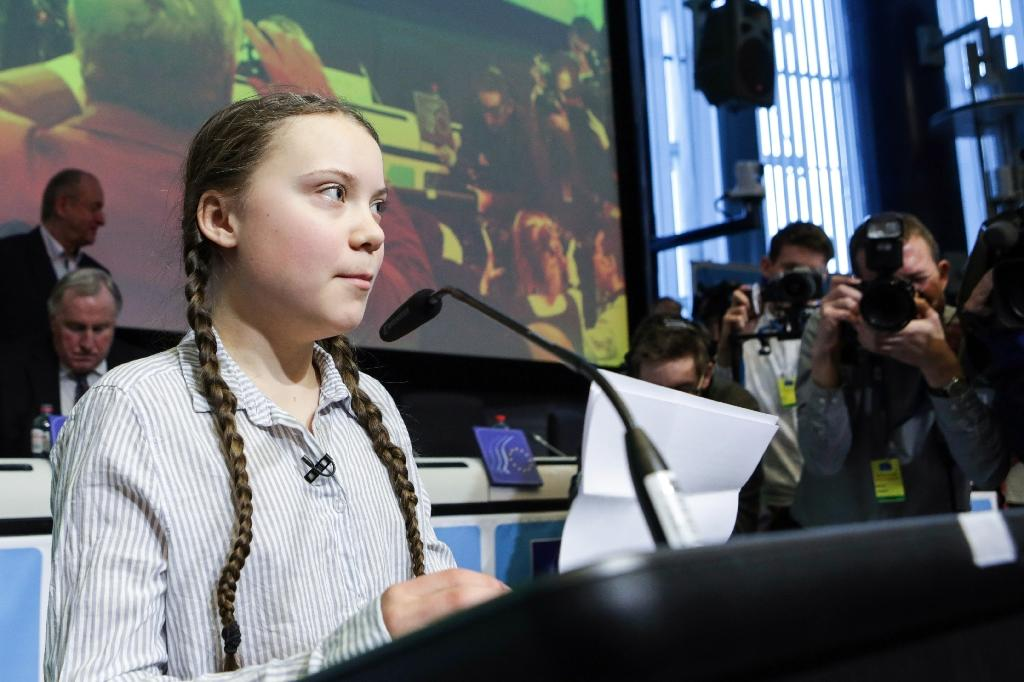 Sixteen-year-old Swedish activist Greta Thunberg has touched off a global movement of high school students pushing for more action to counter climate change