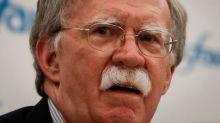 Trump adviser Bolton to meet Russian officials next week - Kremlin