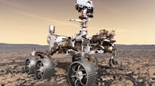 NASA is launching an alien-hunting Mars rover. After Perseverance lands, the first interplanetary helicopter should emerge from its belly.