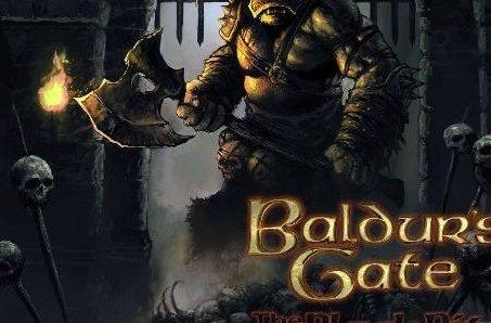 Baldur's Gate: Enhanced Edition gameplay fires off many magic missiles