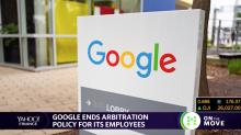 Google ends arbitration policy for its employees