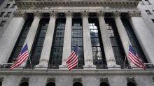 Stocks edge higher as tech gains offset healthcare slide