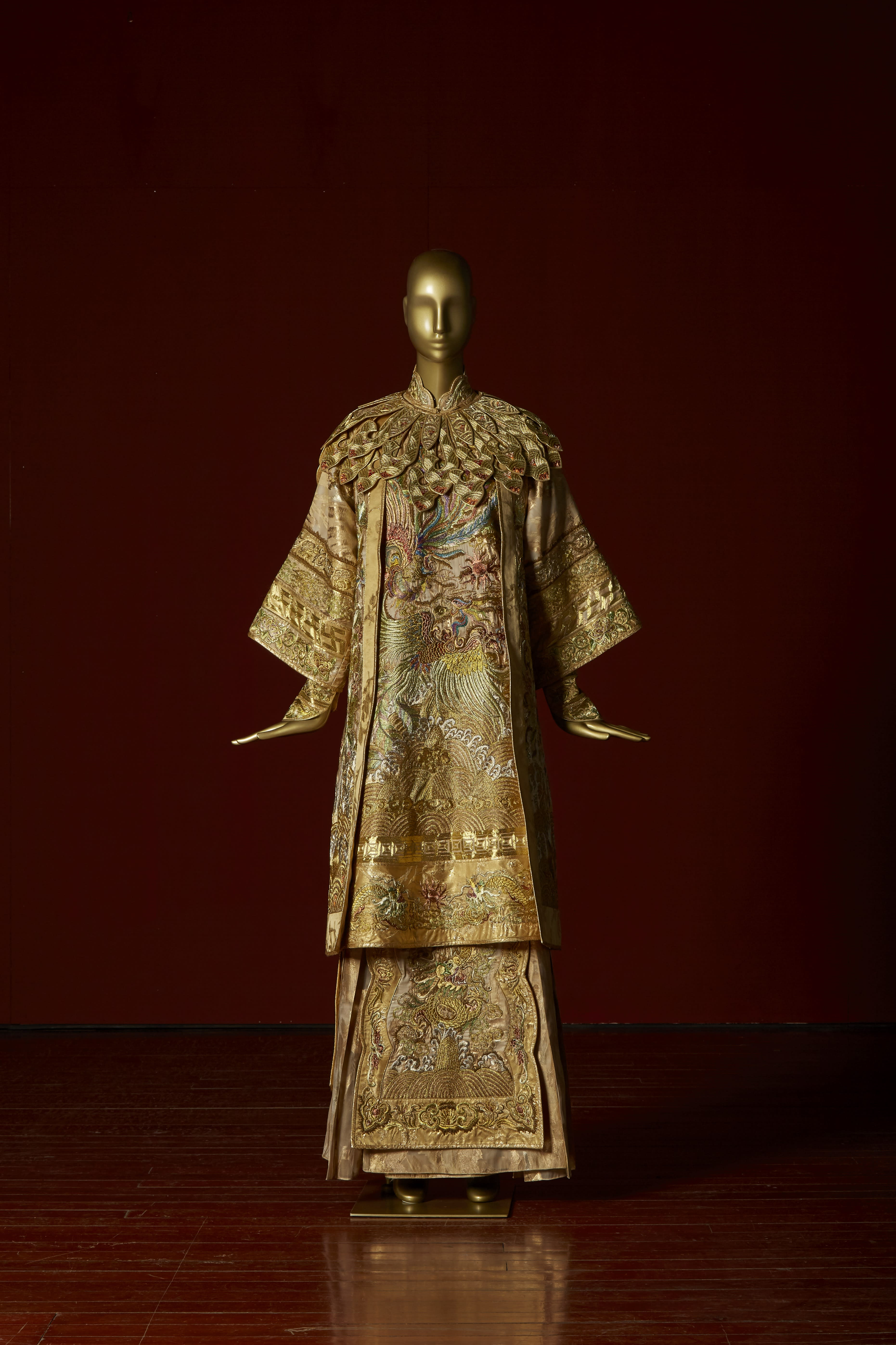 The best looks from designer Guo Pei's collection at the Asian Civilisations Museum, Singapore