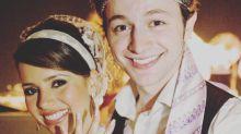 Fã vende bem-casado do casamento de Sandy e Lucas por R$ 3,5 mil