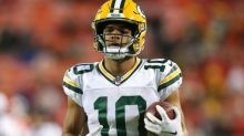With WR Davante Adams injured, Packers promote Darrius Shepherd