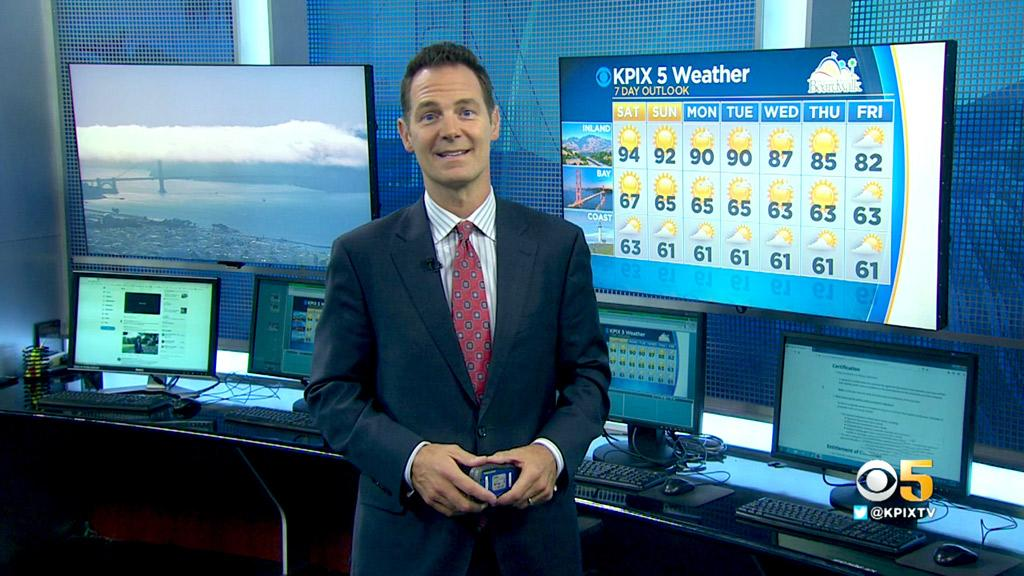 Friday Evening Pinpoint Forecast