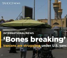 Iranians are struggling under U.S. sanctions
