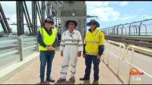 Meet the families who work on the Sydney Harbour Bridge