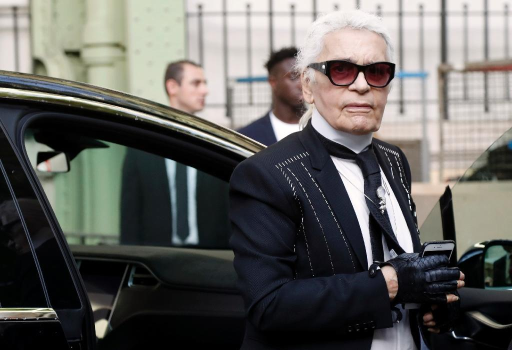 Lagerfeld's streetwise smarts sent Chanel sales surging to $10 billion in 2017 even as Lagerfeld entered the second half of his eighties