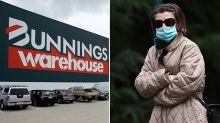 Coronavirus Victoria: Kmart, Bunnings set to ban shoppers without masks