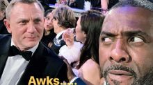 Idris Elba and Daniel Craig troll James Bond fans with Golden Globes 2019 selfie
