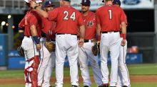 Matt LeCroy had new role with Washington Nationals put on hold in 2020...