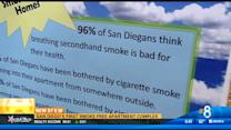 San Diego's first smoke-free apartment complex
