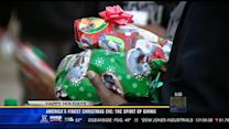 Holiday spirit of giving alive in San Diego