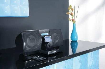Canton unveils DSS 303 iPod sound system