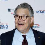 Al Franken Largely Cut From David Letterman's Mark Twain Award Gala