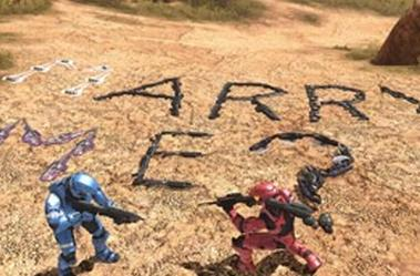 Gamer nabs his Mistress Chief with Halo 3 proposal