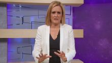 Samantha Bee offers a fiery apology for 'C-word' debacle