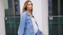 Former TOWIE star Lauren Pope shares baby birth announcement with name reveal and first photos