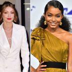 Yara Shahidi, Gigi Hadid, Nick Jonas, and More Celebrities Post Father's Day Tributes