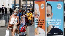 Coronavirus cases pass half-million mark in France