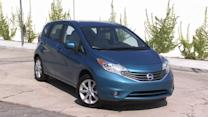 2014 Nissan Versa Note offers upscale-model options