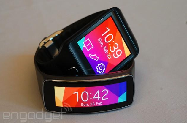 Samsung's new Gear watches are now open to third-party support
