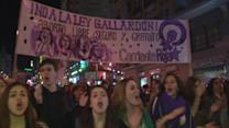 Mass demo over Spain abortion plan