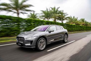 Jaguar積極佈局迎接電動車時代、I-PACE車主享一年免費使用Noodoe全台環島充電網!