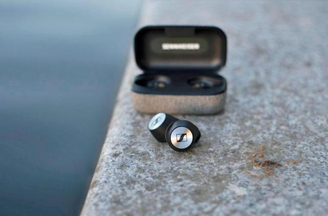 Sennheiser's first true wireless earbuds will cost you $300