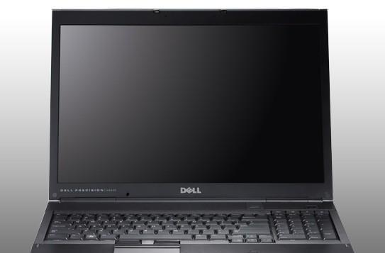 Dell's 17-inch Precision M6400 powerhouse breaks loose for retail