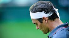 Federer frustrated at pre-Wimbledon defeat