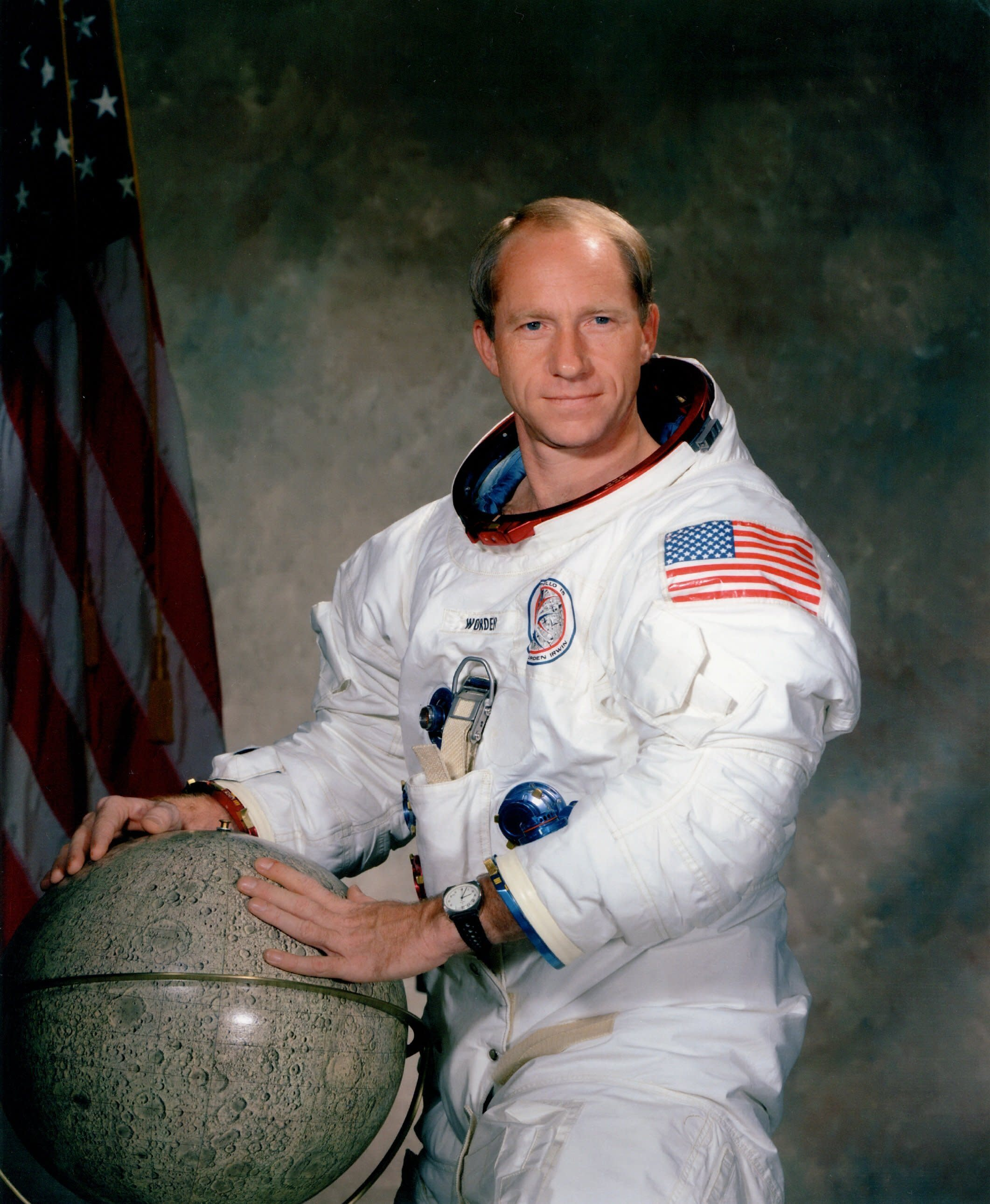 Astronaut Al Worden of Apollo 15 Dies at 88