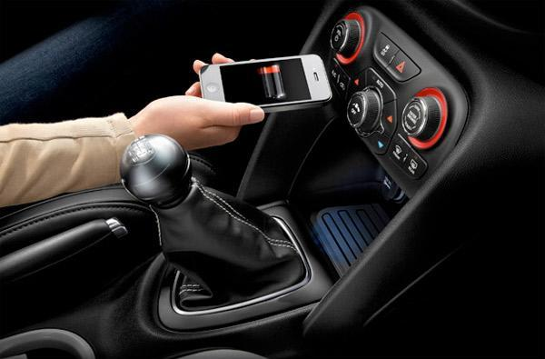 Chrysler's Mopar division brings wireless charging to 2013 Dodge Dart (video)