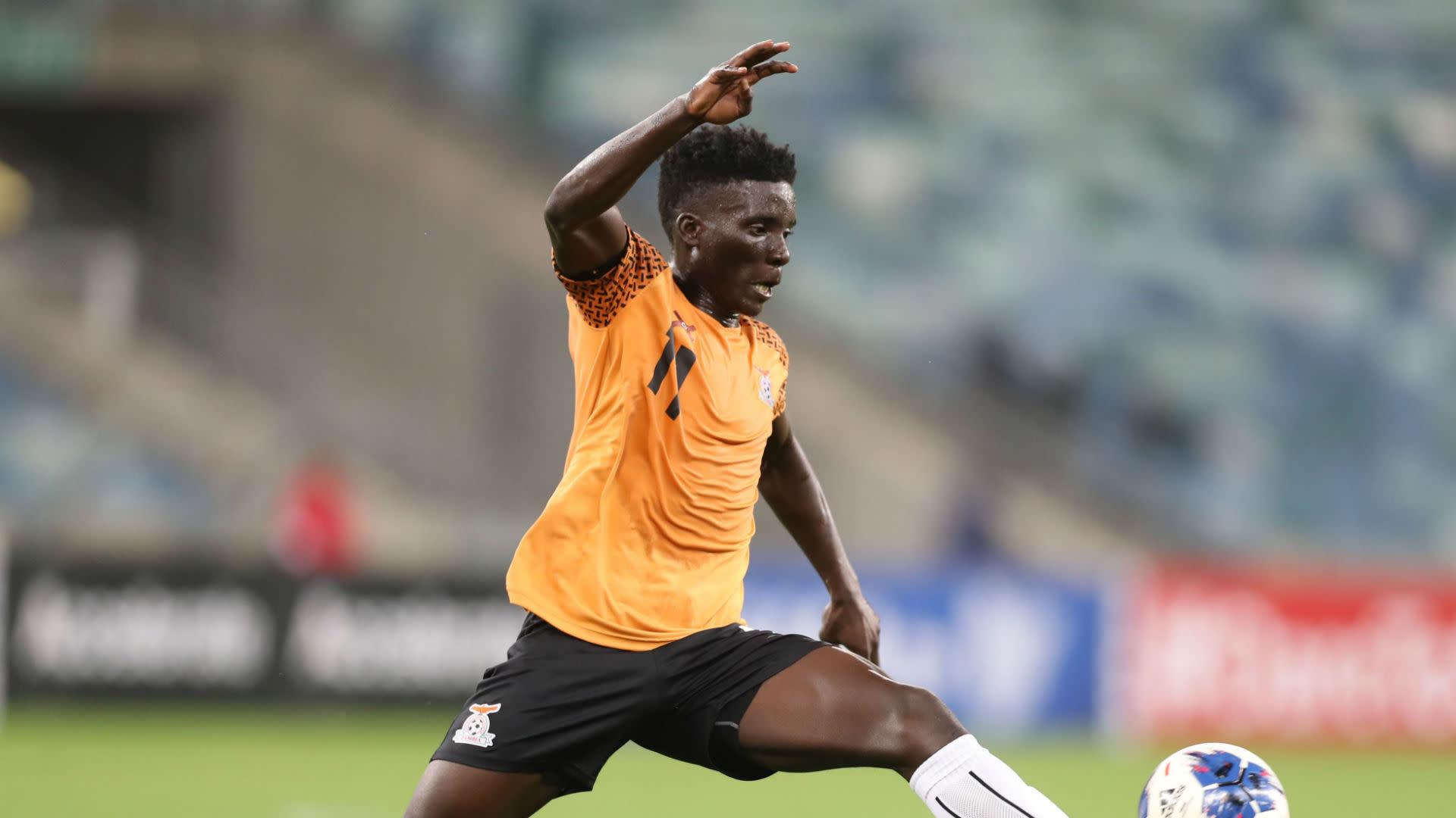 Orlando Pirates sign Zambian winger Austin Muwowo