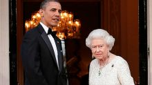 Queen 'moved to tears' by gift from Barack Obama