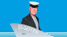 A-list aboard! Why David Geffen's yacht is this summer's superstar hotspot