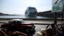 Cruise line Carnival seeks dismissal of U.S. lawsuits over Cuba docks