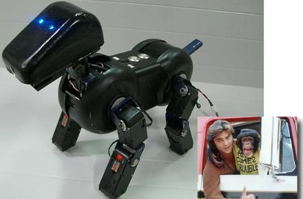AIBO lives! Meet BJ, without the Sony bugbear