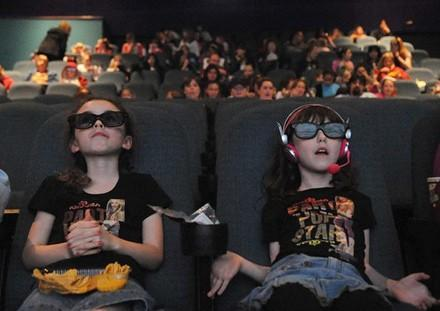 Can 3D cinemas really take off?