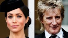 Rod Stewart Slams Meghan Markle, Prince Harry For Ditching The Queen At Christmas