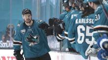 NHL/NBA: Hertl, Sharks nip Avs; Bagley, Kings top Pacers