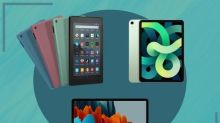 10 best tablets for Zoom, gaming and films