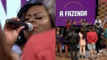Jojo Todynho vence 'A Fazenda' e celebra com mini culto ao vivo