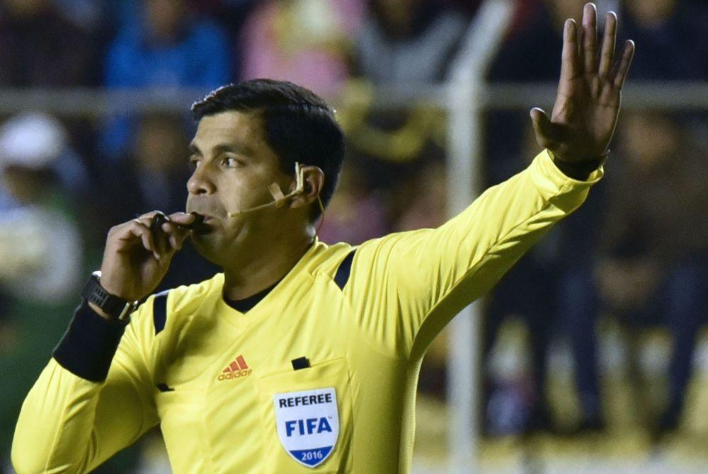 Enrique Cáceres fue asignado al VAR de la Copa Confederaciones