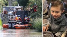 Body found in search for Lucas Dobson, 6, who was swept away on fishing trip