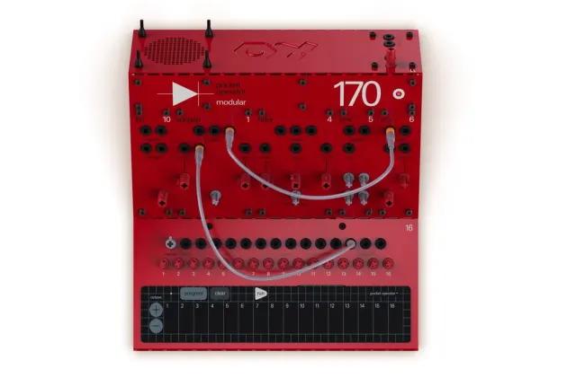 Teenage Engineering ships its delayed modular synth and keyboard