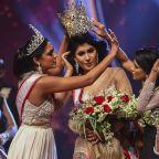 Sri Lanka Mrs World arrested over pageant bust-up