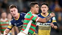 Parramatta Eels 0-38 South Sydney Rabbitohs: Mitchell injured in resounding win